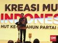 Jokowi: Golkar Guncang, Pemerintah Ikut Guncang