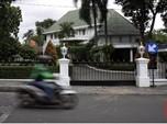 Anggaran Rehabilitasi Rumah Dinas Gubernur DKI Rp 2,4 M