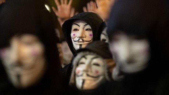 China Ancam Sanksi Ekonomi Jika AS Sahkan RUU Hong Kong