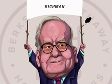 Warren Buffett Punya Rp 1.793 T, Tapi Bingung Investasikan