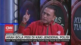 VIDEO: Iwan Bule Jawab Tantangan Pimpinan PSSI (3/7)