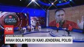 VIDEO: Iwan Bule Jawab Tantangan Pimpinan PSSI (4/7)