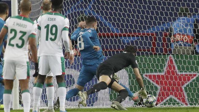 Ramsey Minta Maaf Curi Gol Ronaldo di Liga Champions