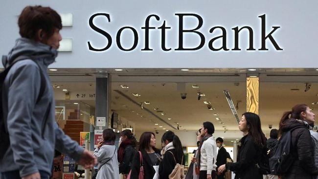 SoftBank Buntung, Kerugian Pertama Dalam 14 Tahun