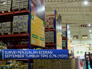 Pelemahan Sektor Konsumer Bebani IHSG