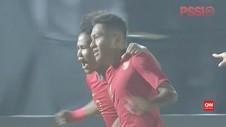 VIDEO: Timnas U-19 Cukur Timor Leste 3-1