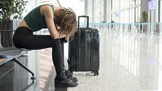 6 Solusi Ketika Terdampar di Bandara
