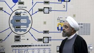 Batalkan Akreditasi Pengawas, Iran Genjot Pengayaan Uranium