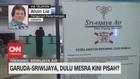 VIDEO: Kisruh Garuda-Sriwijaya Kian Panas