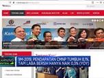 Pendapatan CMNP Tumbuh Tapi Laba Bersih Cuma Naik 0,3%