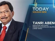 Live! Tanri Abeng Buka-bukaan Bursa Calon Bos BUMN
