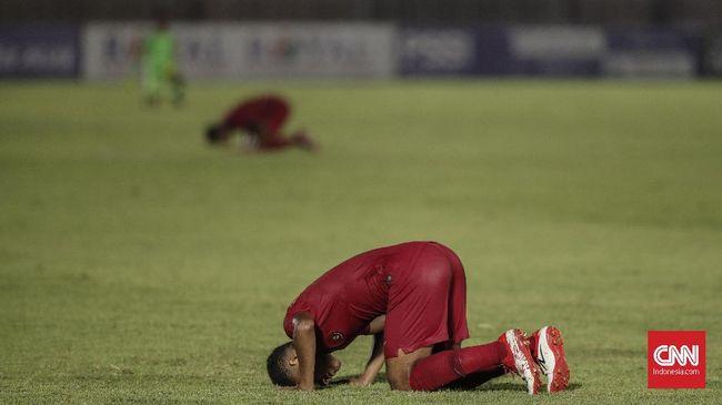 Seri dengan Korea Utara, Timnas Indonesia U-19 ke Piala Asia