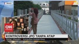VIDEO: Kata Arsitek Tentang Jembatan Tanpa Atap