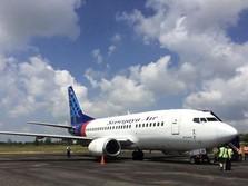 Sriwijaya Batalkan Penerbangan, Penumpang Refund Tiket