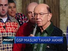 Menteri Perdagangan AS Temui Tim Ekonomi Indonesia, Ada Apa?