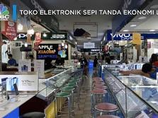 Ekonomi Lesu, Toko-Toko Elektronik Sepi Nih