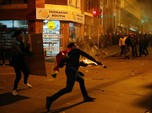 Separuh Dunia Masih Belum Damai, Demo Bolivia Kembali Ricuh