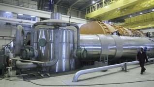 Iran dan Rusia Resmikan Pembangunan Reaktor Nuklir Baru
