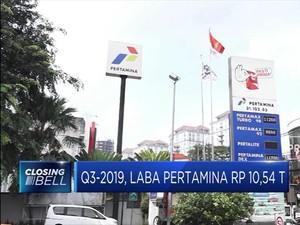 Pertamina Catatkan Laba Rp 10,54 T di 9M-2019