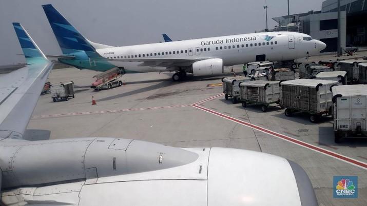 Garuda Indonesia sudah melakukan prosedur sesuai aturan yang berlaku.