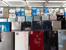 Ekonomi Lesu, Toko Elektronik Sepi Bak Kuburan