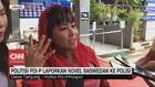 VIDEO: Politisi PDI-P Laporkan Novel Baswedan ke Polisi