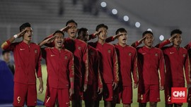 Jadwal Siaran Langsung Timnas Indonesia U-19 vs Hong Kong