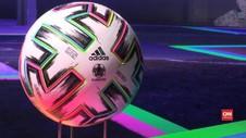 VIDEO: Bola Euro 2020 Diperkenalkan ke Publik