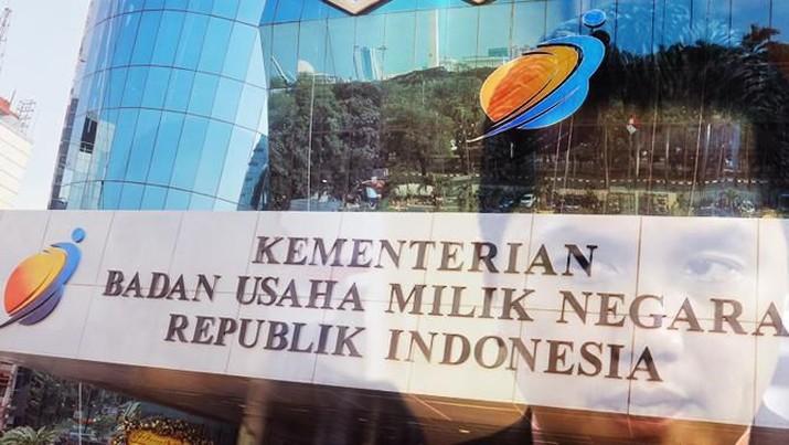 Kementerian Badan Usaha Milik Negara (BUMN) mengakui dari perombakan direksi bank-bank BUMN belum fit and proper OJK.