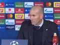 VIDEO: Zidane Puas Madrid Tak Kebobolan di Empat Laga