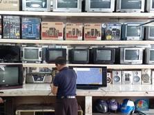 Ekonomi Lemah-Lesu, Jualan Toko-Toko Elektronik Anjlok