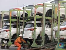 Penjualan Mobil Lesu, Pengusaha Akui Ada Masalah Daya Beli