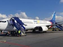 Susul Garuda & Lion Cs, Sriwijaya Air Terbang Lagi 13 Mei