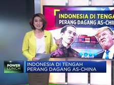 Indonesia di Tengah Perang Dagang AS-China