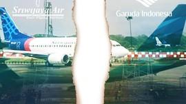 Garuda-Sriwijaya Air Cerai Lagi, Lagi-Lagi Cerai