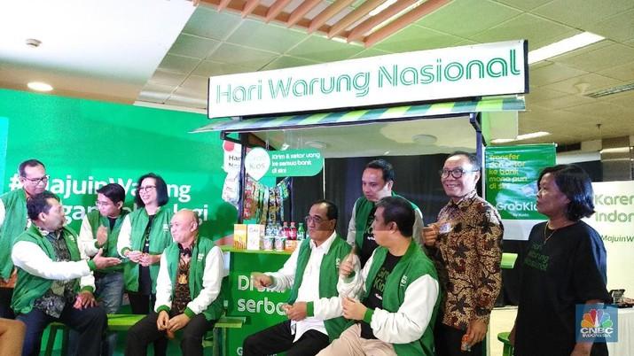 Kudo resmi berubah nama menjadi GrabKios dengan ekosistem 2,6 juta warung tradisional yang menjadi bagian dari warung digital ini.