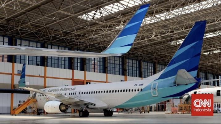Pihak Garuda membenarkan terdapat direksi perusahaan dalam penerbangan Airbus milik Garuda dari Prancis ke Bandara Soetta.
