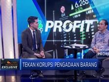 LKPP : Sekitar Rp 200 Triliun Dana Pengadaan Barang Dikorupsi