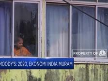 Moody's Turunkan Outlook Peringkat Utang India