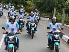 Keren! PLN Aceh Andalkan Motor Listrik untuk Inspeksi Aset