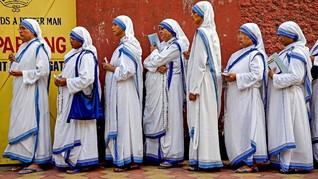 Gereja Katolik Selidiki Biarawati Hamil Saat Tugas di Afrika
