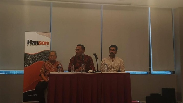 Bursa Efek Indonesia (BEI) menghentikan sementara (suspensi) perdagangan saham Hanson.