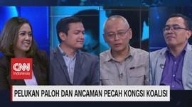 VIDEO: Pelukan Paloh & Ancaman Pecah Kongsi Koalisi (1/3)