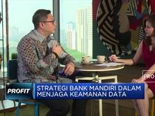 Langkah Pengamanan Pengelolaan Data Bank Mandiri