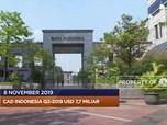 CAD Indonesia Membaik di USD 7,7 Miliar