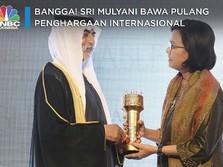 Bangga! Sri Mulyani Bawa Pulang Penghargaan Internasional