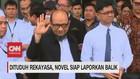 VIDEO: Novel Baswedan Siap Laporkan Balik Dewi Tanjung