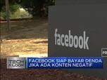 Konten Negatif, Facebook Siap Bayar Denda