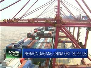 Sempat Turun, Ekspor-Impor China Tetap Surplus