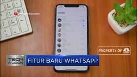 Cegah Disinformasi, WhatsApp Rilis Fitur Baru